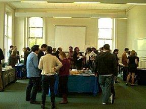 Spring 2010 Career Fair at UC Berkeley