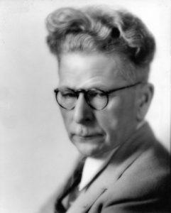 Portrait of Edward Cochems