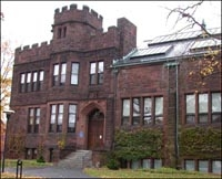 Dwight Hall Mount Holyoke College