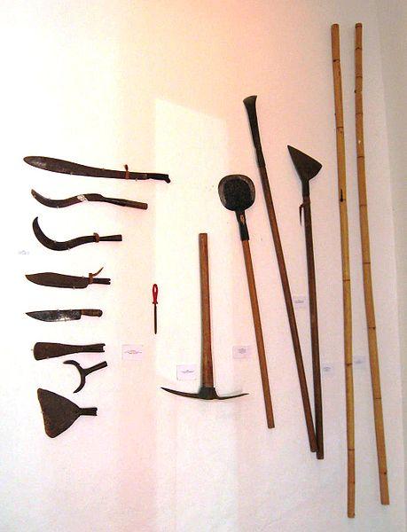 harvesting tools