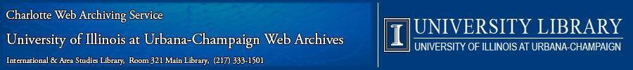 UIUCwebarchives