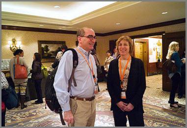 UC3's Stephen Abrams & Patricia Cruse