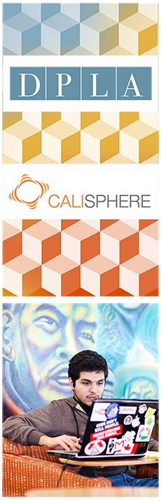 DPLA/Calisphere banner