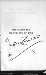 Conrad_north_sea