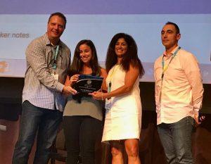 Dash Sautter Award 2017