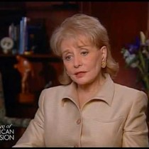 Interview: Barbara Walters